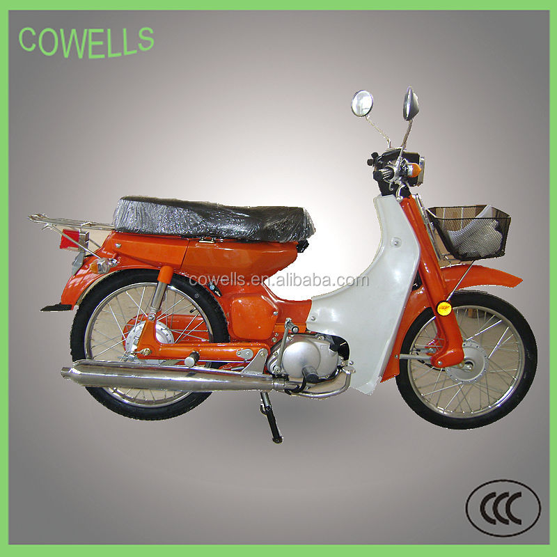 Moped model 80cc cub motorcycle
