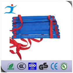 ABS Fixed rungs agility ladder Flat Speed Agility Ladders - Football & Soccer Training Equipment