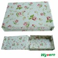 2013 Fashionable Folding Paper Box on WYVERN 1312C