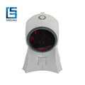 High Speed Desktop 1D Laser Barcode Scanner Machine 20 lines MS-8120