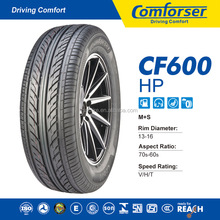 COMFORSER PCR 195/55R15 205/55R16 radial passenger car tire export cars in dubai