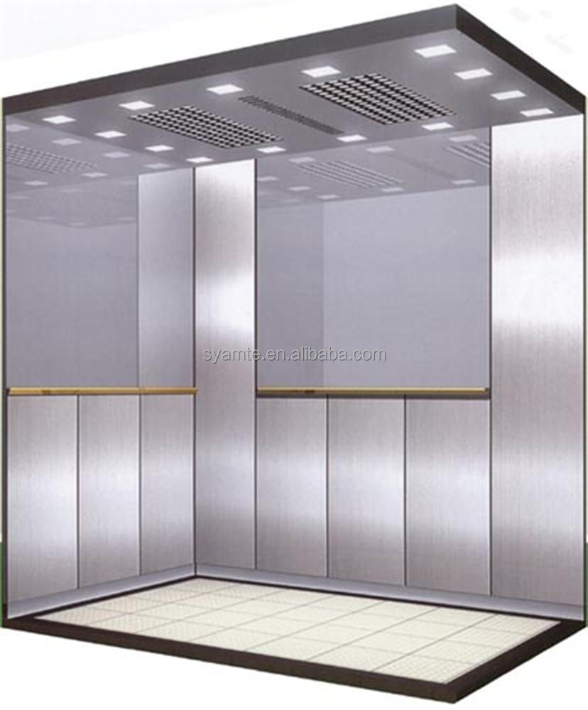 Comfortable and Energy-Saving Medical Patient Elevator in Health & Medical
