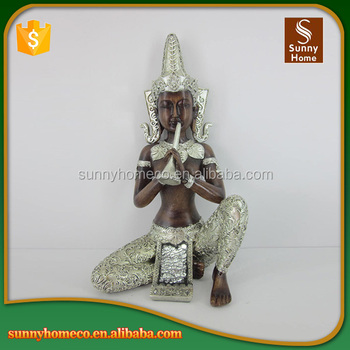OEM Custom Made Handmade Carved Statue Hot New Product Resin Buddha Sculpture