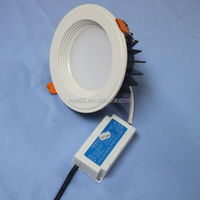 Hot sale recessed LED downlight,anti-glare,3'' SMD 5630,EPSTAR.