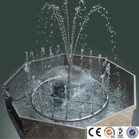 exquisite indoor mushroom water fountain(FS01)