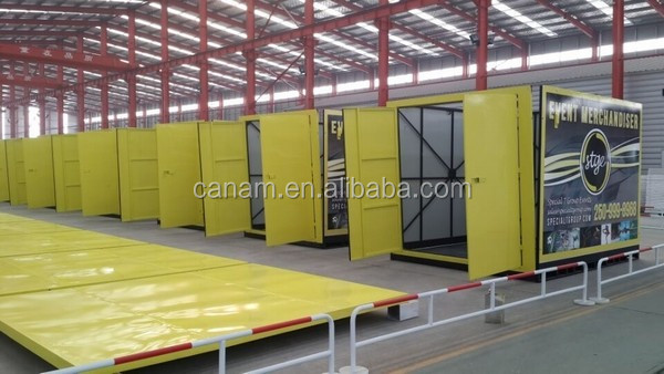 10ft, 12ft, 16ft, 20ft container prefab storage house with jamaica