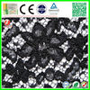 super thin elegant nylon knitted lace fabric