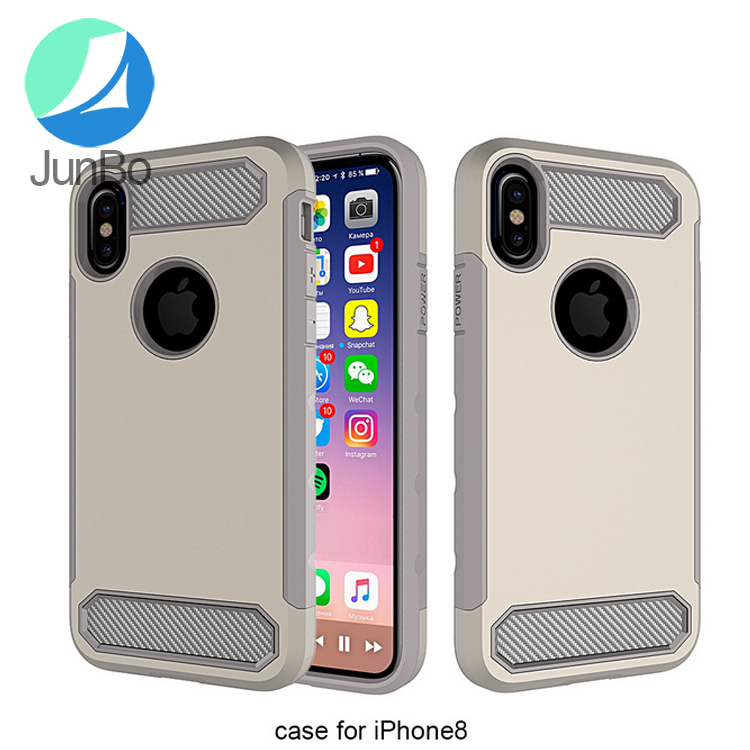 new products 2017 innovative product ideas tpu pc mobile case covers for iPhone 8