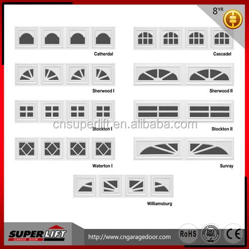 European style garage door window kit buy garage door for Buy new construction windows online