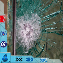 Cheap armored glass price, bulletproof glass for cars