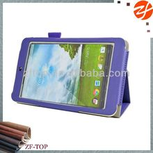 Flip leather case for Asus Memo pad HD 7 ME173 ME173X stand case