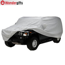 Durable folding custom suv car cover