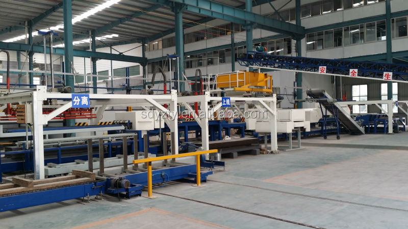 Low Cost Lightweight Partition Wall Panel Extruder Forming Wall Panel Making Machine
