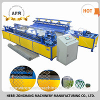 China Supplier Professional Chain Link Fence Machine
