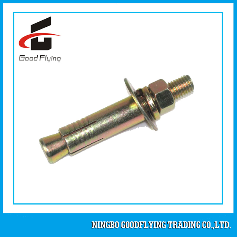 High-quality Stainless steel double Bolt anchor