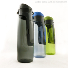 High quality summer skin care cool bpa free plastic joyshaker sports bottles