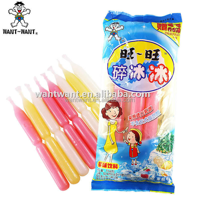 Ice Stick Ice Bar Mixed Fruity Tasty Popular Fruity Ice Pop