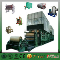 The detailed information of the fluting paper making for all machines
