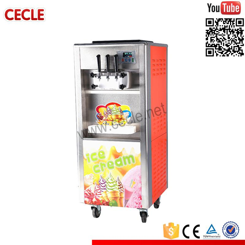 Cecle bar ice cream machine