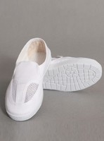 PVC Outsole Canvas Antistatic Safety Shoe