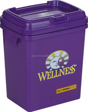 15KGS Air tight pet food container