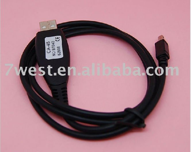Mini USB data cable for Nokia ca-45