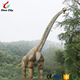 Artificial rubber big dinosaur model for sale