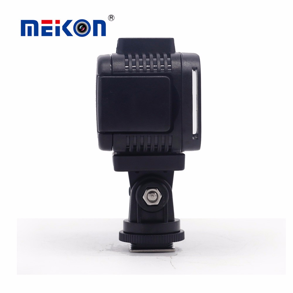 meikon hot sale 40m gopro underwater video light diving gopro accessories for gopro hero 4/3+/3