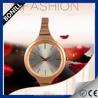 Luxury fashion quartz watch small wrist women watch thin