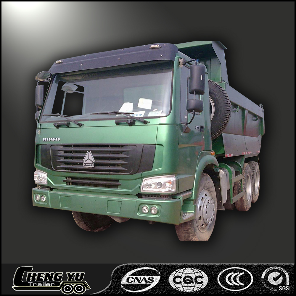 China hot sale dump truck with high quality