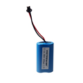 Victpower 1s2p 3.7v 4400mah lithium battery pack