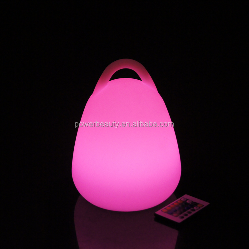 led rechargeable hand lamp