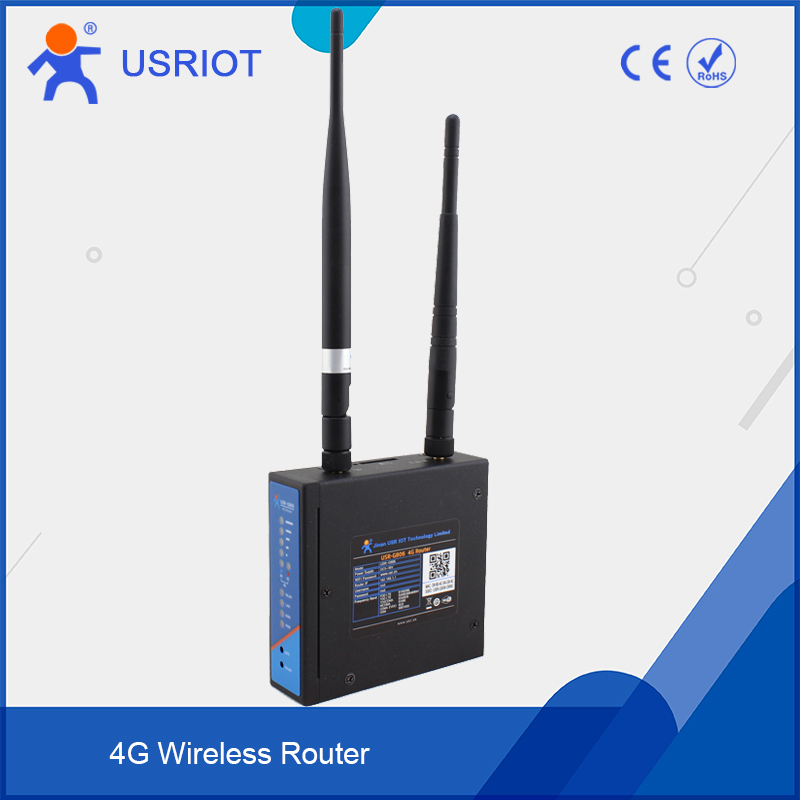 Industrial M2M LTE router 3g 4g wireless router with sim card slot for Rail Train System