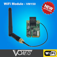 VONETS 150mbps RJ45 wireless 150mbps mini pcie wifi module