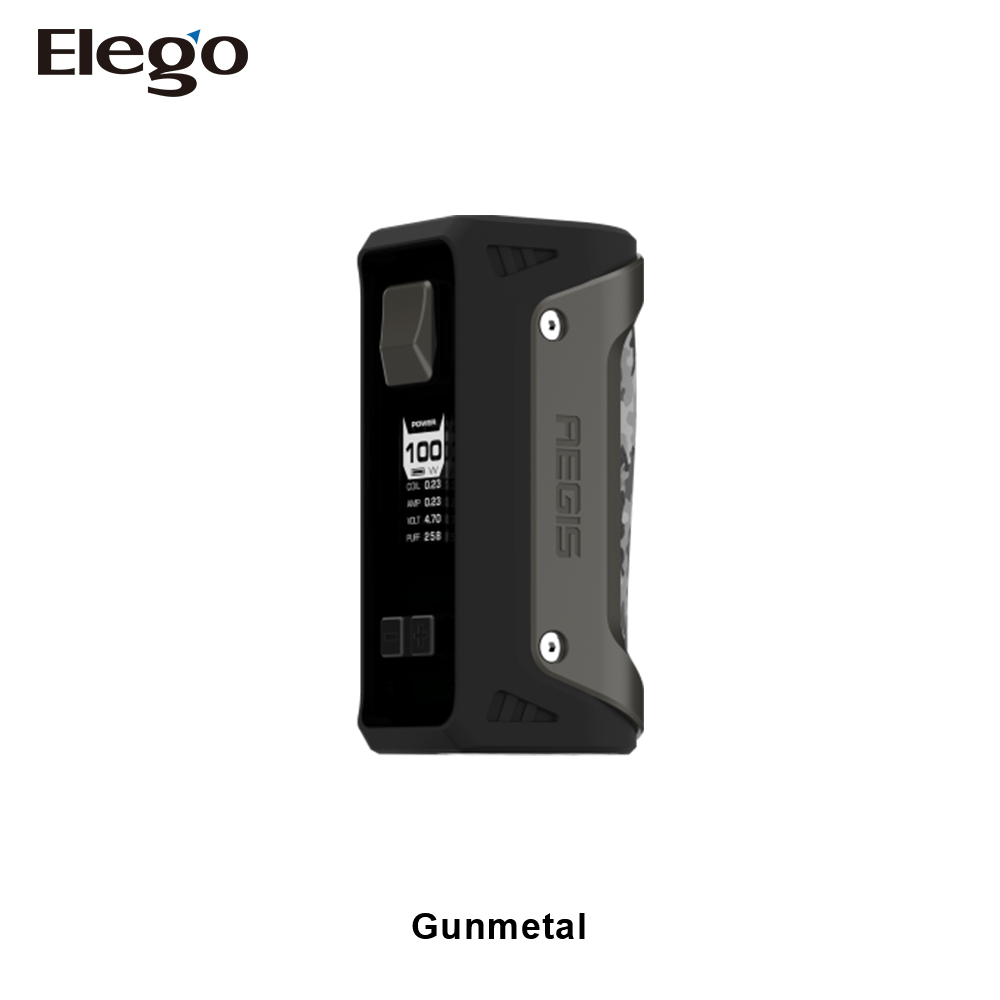 100% Authentic GeekVape Aegis 100w Box MOD with Colorful Choice Wholesale