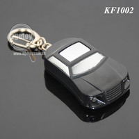 Blister Packing Electronic Switch LED Light Car Shaped Whistle Smart Key Finder