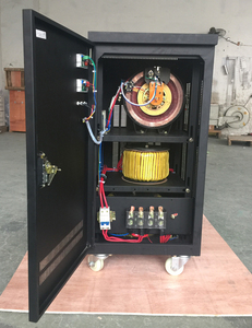 Customized voltage stabilizer for water pump