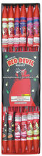 4 OZ Red Devil ROCKETS FIREWORKS