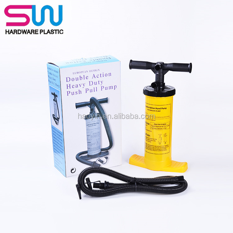 Double Action high pressure manual hand air pump