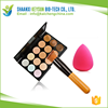 High quality eyeshadow palette 15colours makeup palette