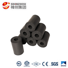 Cold and heat resistant material pipe insulation rubber foam