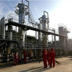 used lube oil re refine plant for sale with low cost investment