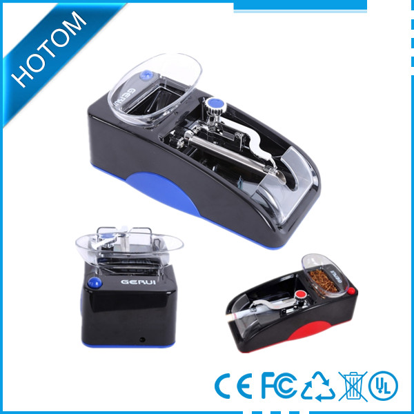 Alibaba express hot selling electric automatic cigarette rolling machine