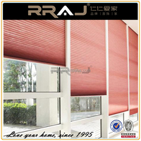 RRAJ Cheap Window Shades and Blinds,Cord Pulley Blinds