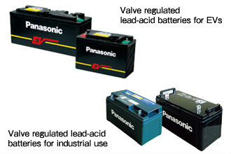 Panasonic Solar System Battery