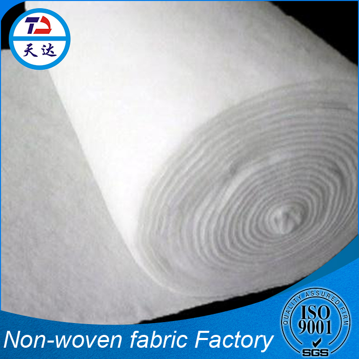 ISO9001 Supplier 100% Polyester PP PET Material Christmas Name Of Non Woven Fabric