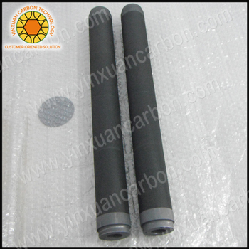 long service time graphite sacrificial anode rod