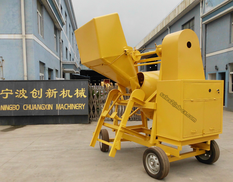 TDCM500-DW Diesel Concrete Mixer Prices