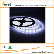 High voltage and lumens smd led strip 5630 120leds/m