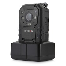 LS VISION 32Mp P2P Wifi Police Video Body Worn Camera With SD Card